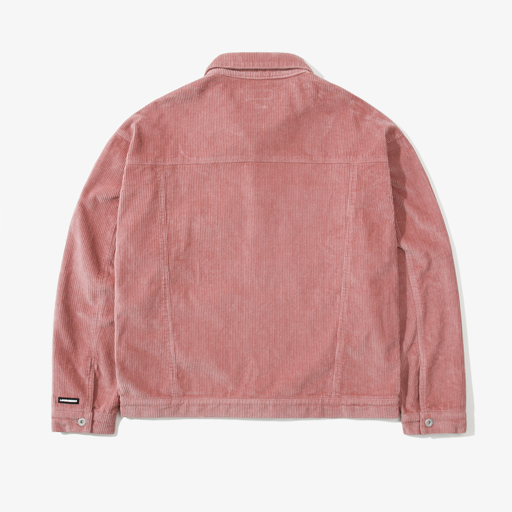CORDUROY OVER TRUCKER JACKET P