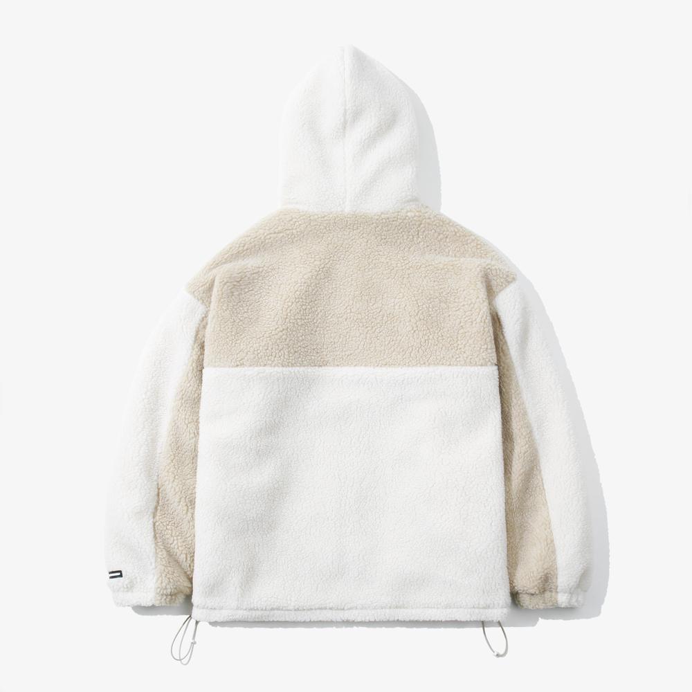 UL CB SHERPA HOODED JACKET IVO
